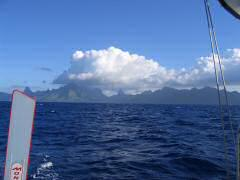 Leaving Moorea and French Polynesia
