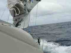 Beating upwind through the doldrums